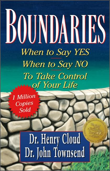 Boundaries in dating henry cloud